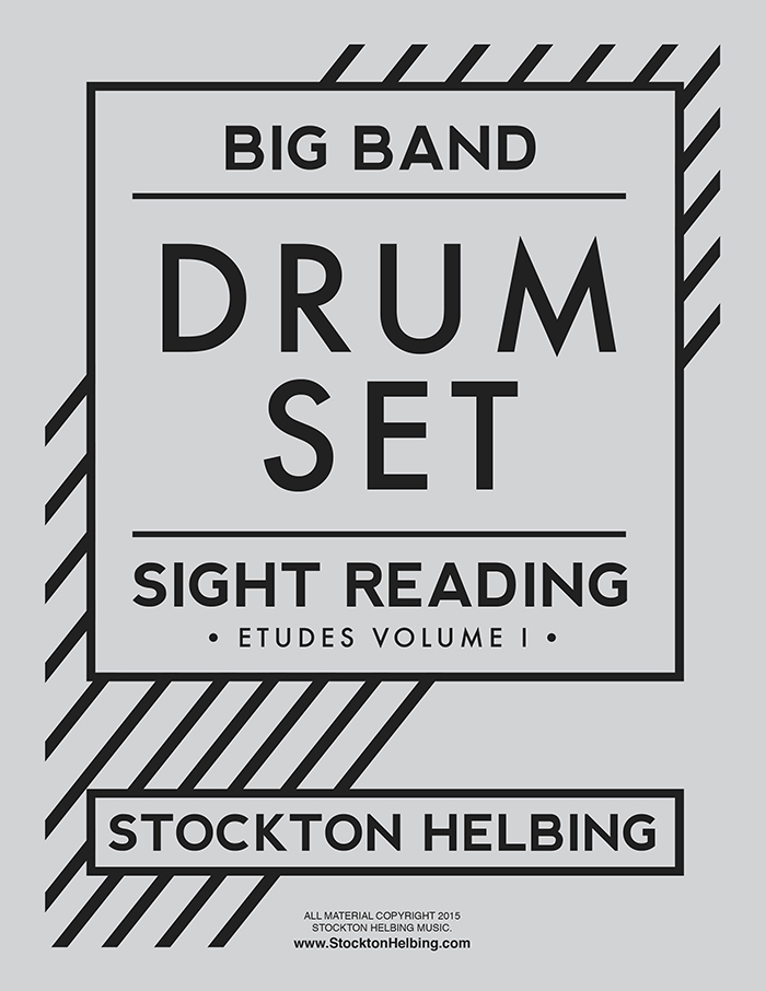 Big-Band-Drum-Set-Helbing-Cover